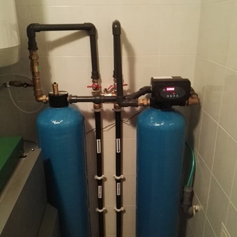 Viskas vandens filtravimui / Linas / Darbų pavyzdys ID 535663
