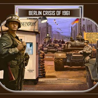 1961-ųjų Berlyno krizė. Iliustracija