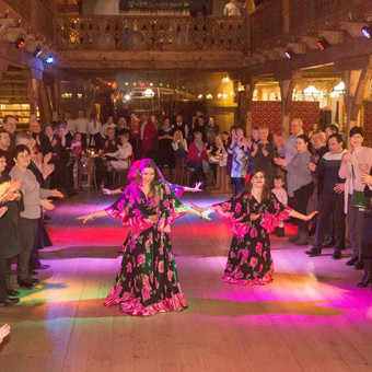 Šokių pasirodymai vestuvėms, gimtadieniams i kitoms šventėms / Nadia P. / Darbų pavyzdys ID 537841