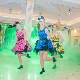 Šokių pasirodymai vestuvėms, gimtadieniams i kitoms šventėms / Nadia P. / Darbų pavyzdys ID 537853