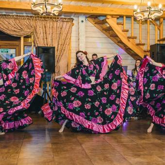 Šokių pasirodymai vestuvėms, gimtadieniams i kitoms šventėms / Nadia P. / Darbų pavyzdys ID 537855