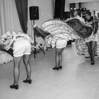 Šokių pasirodymai vestuvėms, gimtadieniams i kitoms šventėms / Nadia P. / Darbų pavyzdys ID 537863