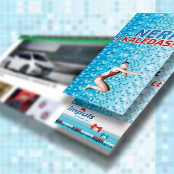 Impuls reklaminiai baneriai