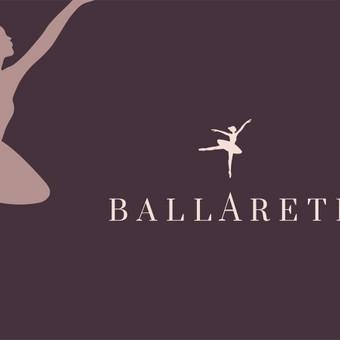 Ballareti - We craft jewelry for your personality. | Logotipų kūrimas - www.glogo.eu - logo creation.