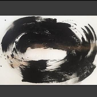Dideli tapybos paveikslai interjerui nuo 300 € / Dalia Kirkutienė / Darbų pavyzdys ID 541353