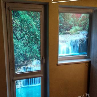 Nepriekaištinga kokybė  už dar mažesnę kainą / Jaukūs langai / Darbų pavyzdys ID 541539