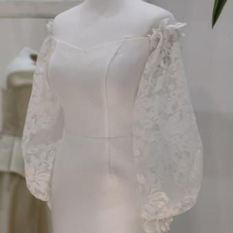 Vestuvinių ir proginių suknelių siuvimas Vilniuje / Oksana Dorofejeva / Darbų pavyzdys ID 541717