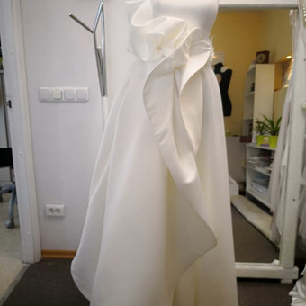 Vestuvinių ir proginių suknelių siuvimas Vilniuje / Oksana Dorofejeva / Darbų pavyzdys ID 541741