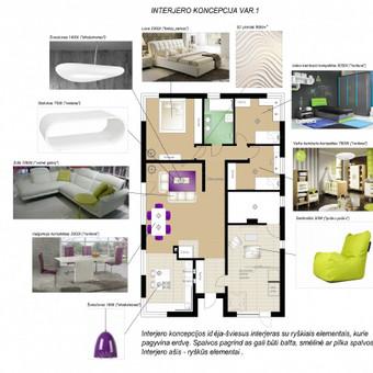 Ingos Stan dizaino studija / Inga Stanevičienė / Darbų pavyzdys ID 75882