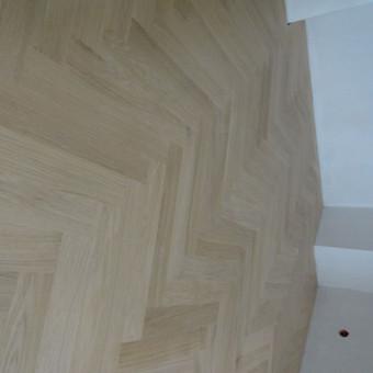 Medinių grindų įrengimas / Arnas / Darbų pavyzdys ID 75920