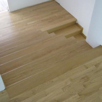 Medinių grindų įrengimas / Arnas / Darbų pavyzdys ID 75918