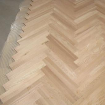 Medinių grindų įrengimas / Arnas / Darbų pavyzdys ID 75922