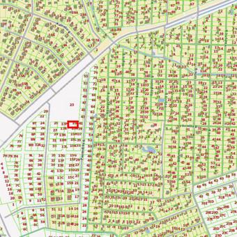 Parduodamas 8,04 aro namų valdos sklypas Panendrės g. 15P, Panevėžyje.