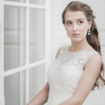 Individualus vestuvinių suknelių siuvimas / MJ Bridal Couture / Darbų pavyzdys ID 75932