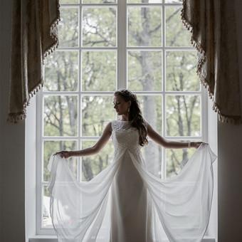 Individualus vestuvinių suknelių siuvimas / MJ Bridal Couture / Darbų pavyzdys ID 75936