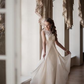 Individualus vestuvinių suknelių siuvimas / MJ Bridal Couture / Darbų pavyzdys ID 75934