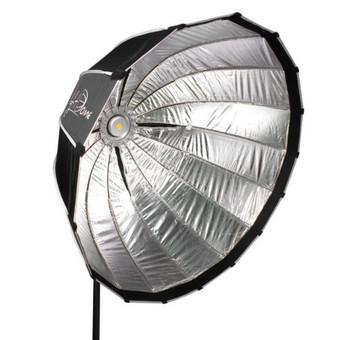 Aputure 300D profesionalių video apšvietimo lempų noma su priedais.
