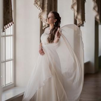 Individualus vestuvinių suknelių siuvimas / MJ Bridal Couture / Darbų pavyzdys ID 75935