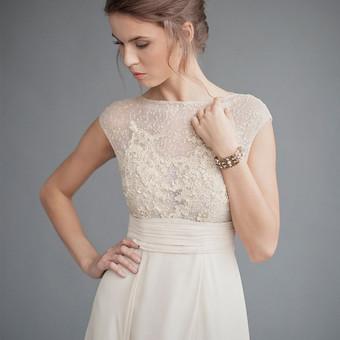 Individualus vestuvinių suknelių siuvimas / MJ Bridal Couture / Darbų pavyzdys ID 75942