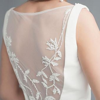 Individualus vestuvinių suknelių siuvimas / MJ Bridal Couture / Darbų pavyzdys ID 75948