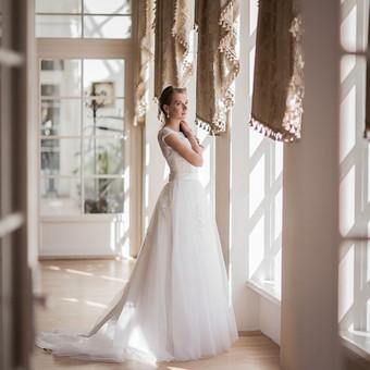 Individualus vestuvinių suknelių siuvimas / MJ Bridal Couture / Darbų pavyzdys ID 75949