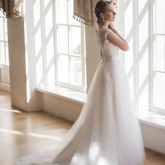 Individualus vestuvinių suknelių siuvimas / MJ Bridal Couture / Darbų pavyzdys ID 75950