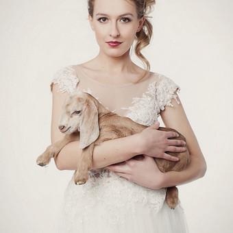 Individualus vestuvinių suknelių siuvimas / MJ Bridal Couture / Darbų pavyzdys ID 75957