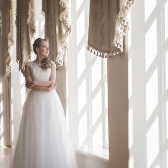 Individualus vestuvinių suknelių siuvimas / MJ Bridal Couture / Darbų pavyzdys ID 75951