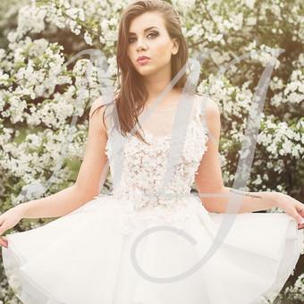 Individualus vestuvinių suknelių siuvimas / MJ Bridal Couture / Darbų pavyzdys ID 75961