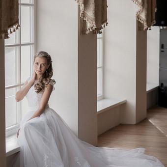 Individualus vestuvinių suknelių siuvimas / MJ Bridal Couture / Darbų pavyzdys ID 75952
