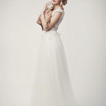 Individualus vestuvinių suknelių siuvimas / MJ Bridal Couture / Darbų pavyzdys ID 75959