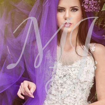 Individualus vestuvinių suknelių siuvimas / MJ Bridal Couture / Darbų pavyzdys ID 75960