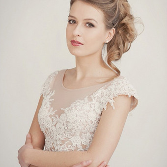 Individualus vestuvinių suknelių siuvimas / MJ Bridal Couture / Darbų pavyzdys ID 75956