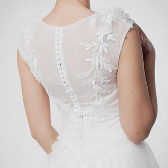 Individualus vestuvinių suknelių siuvimas / MJ Bridal Couture / Darbų pavyzdys ID 75967