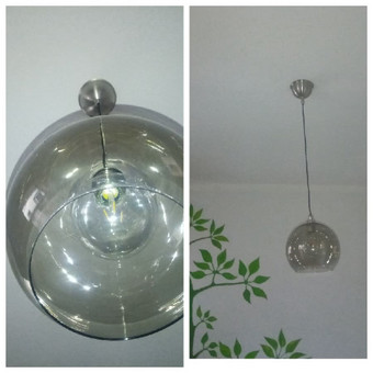 Dažniausiai tenka keisti senus šviestuvus ir naujus ir modernius.