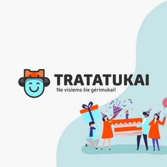 Profesionalių logotipų kūrimas ir maketavimo paslaugos / Gabrielė Momkutė / Darbų pavyzdys ID 545141