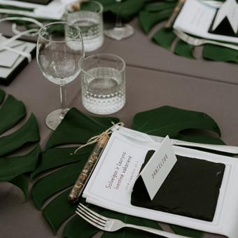 Vestuvių planuotoja - koordinatorė / IR Ideas / Darbų pavyzdys ID 545155