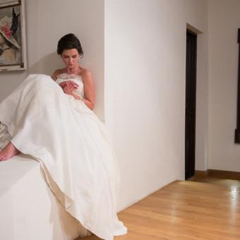 Vestuvinių suknelių, proginių, klasikinių rūbų siuvimas / Aprangos psichologija / Darbų pavyzdys ID 545173