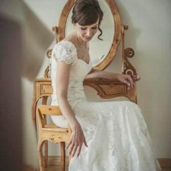 Vestuvinių suknelių, proginių, klasikinių rūbų siuvimas / Aprangos psichologija / Darbų pavyzdys ID 545187
