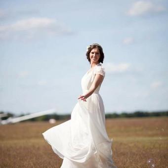 Vestuvinių suknelių, proginių, klasikinių rūbų siuvimas / Aprangos psichologija / Darbų pavyzdys ID 545189
