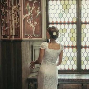 Vestuvinių suknelių, proginių, klasikinių rūbų siuvimas / Aprangos psichologija / Darbų pavyzdys ID 545193