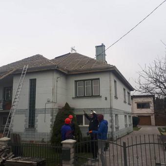 Stogu dengimas visoje Lietuvoje,medžiagų pardavimas.. / MB / Darbų pavyzdys ID 546835