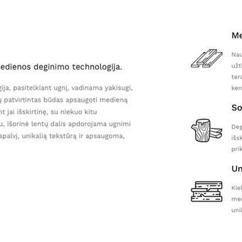 Tekstų kūrėja / Copywriter (LT/EN) CraftMark Studio / Neringa Klevaitė-Vežbickienė / Darbų pavyzdys ID 548515
