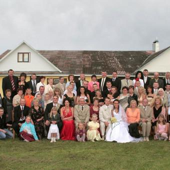 Vestuvių, jubilieju, krikštynų, kt., šeimos švenčių bei renginių fotografavimas ir filmavimas. Kaina - sutartinė: - nuo 300 Eurų.