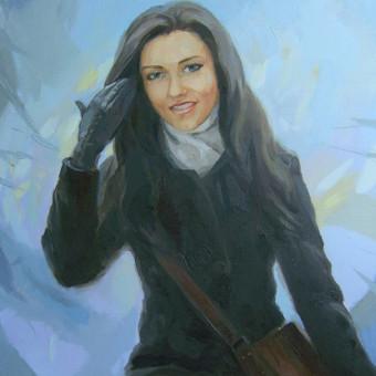 Meistriška tapyba , piešiniai / Rūta Kučinskaitė / Darbų pavyzdys ID 548979