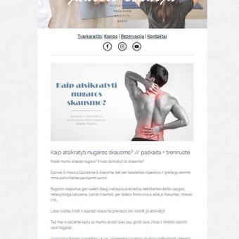 Efektyvi reklama internete / Reklama internete / Eglė Tertelė / Darbų pavyzdys ID 549865