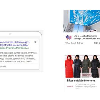 Efektyvi reklama internete / Reklama internete / Eglė Tertelė / Darbų pavyzdys ID 549867