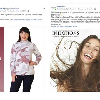 Efektyvi reklama internete / Reklama internete / Eglė Tertelė / Darbų pavyzdys ID 549869