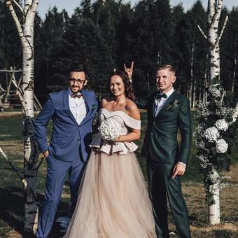 Vestuvių vedėjas Herkus / Herkus / Darbų pavyzdys ID 549971