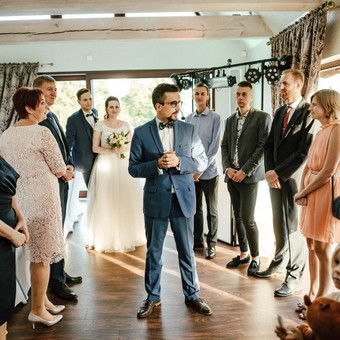 Vestuvių vedėjas Herkus / Herkus / Darbų pavyzdys ID 549975